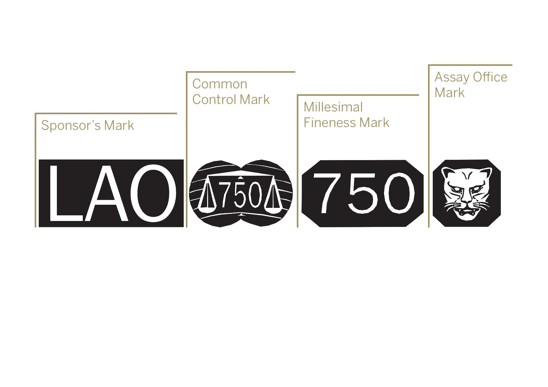 UK & Convention Marks | Goldsmiths Assay Office in London