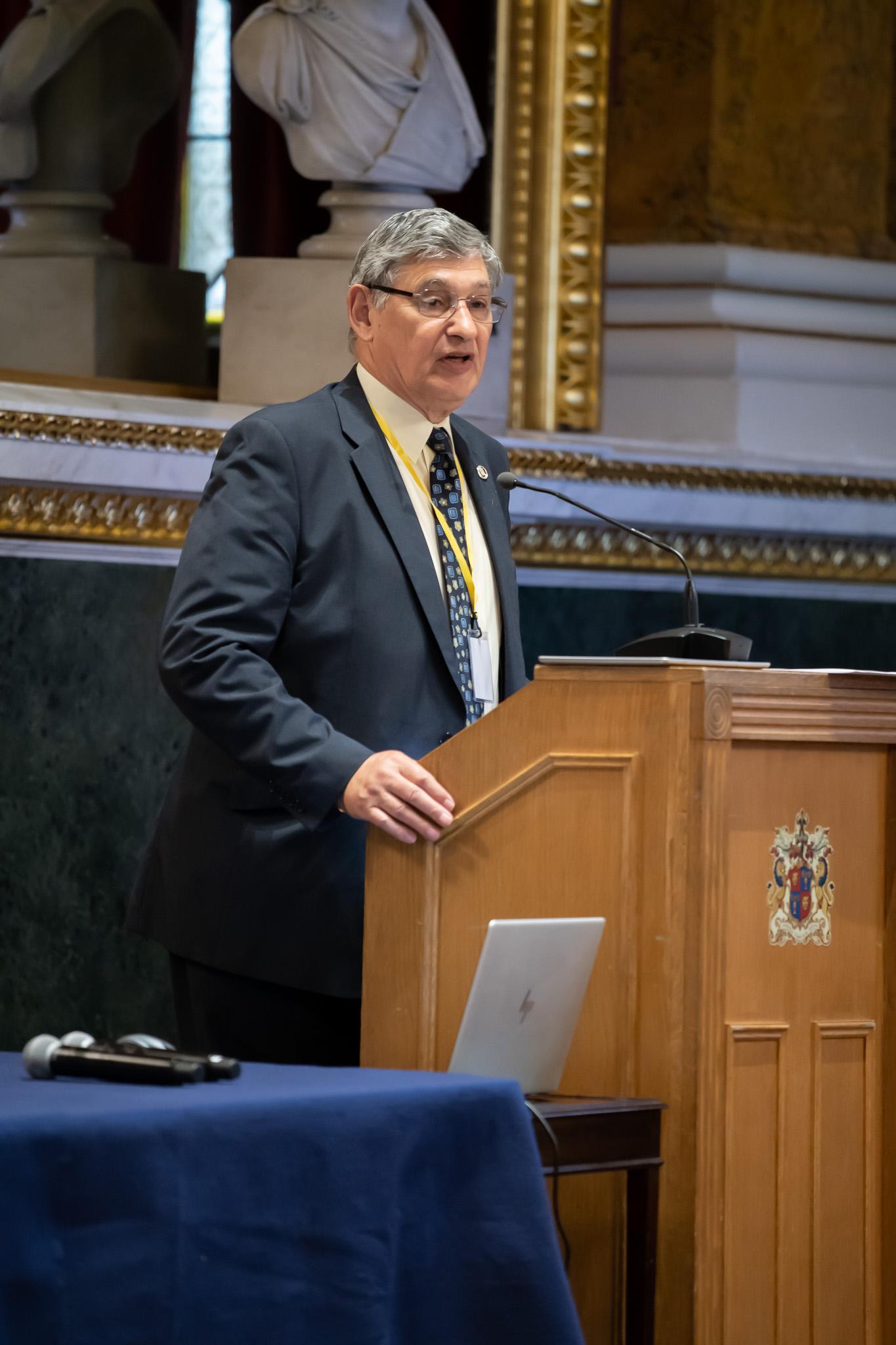 Dr Chris Corti